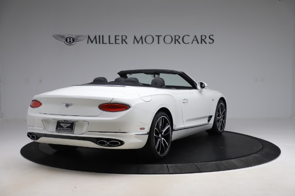 New 2020 Bentley Continental GTC V8 First Edition for sale $281,365 at Maserati of Westport in Westport CT 06880 6