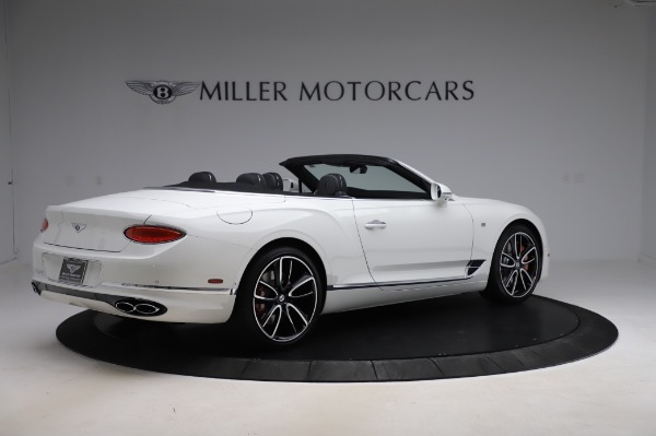 New 2020 Bentley Continental GTC V8 First Edition for sale $281,365 at Maserati of Westport in Westport CT 06880 7