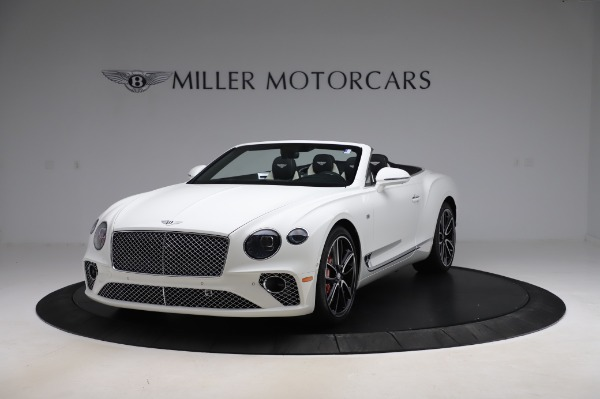 New 2020 Bentley Continental GTC V8 First Edition for sale $281,365 at Maserati of Westport in Westport CT 06880 1