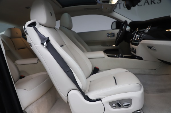 Used 2014 Rolls-Royce Wraith for sale $165,900 at Maserati of Westport in Westport CT 06880 19