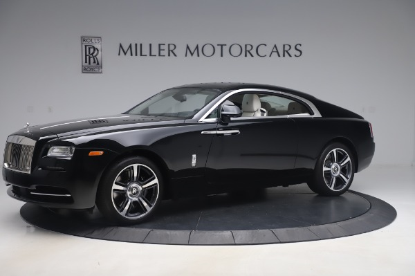Used 2014 Rolls-Royce Wraith for sale $168,900 at Maserati of Westport in Westport CT 06880 2