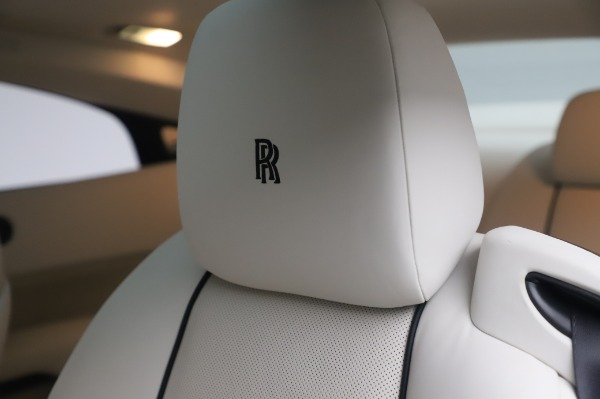 Used 2014 Rolls-Royce Wraith for sale $168,900 at Maserati of Westport in Westport CT 06880 20