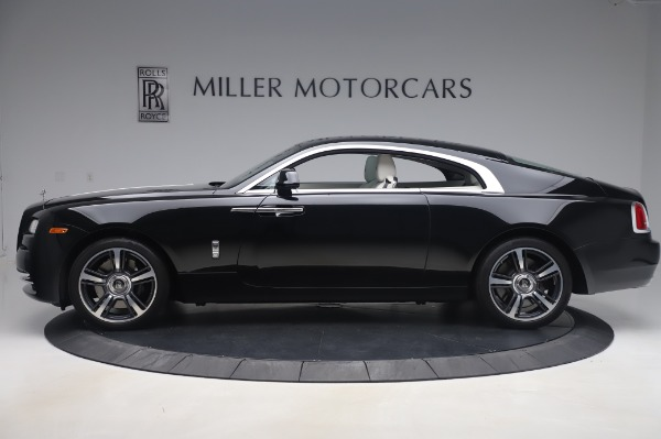 Used 2014 Rolls-Royce Wraith Base for sale $168,900 at Maserati of Westport in Westport CT 06880 3