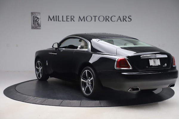 Used 2014 Rolls-Royce Wraith for sale $165,900 at Maserati of Westport in Westport CT 06880 5