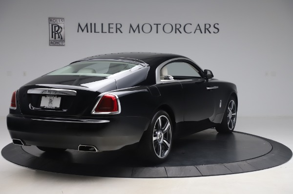 Used 2014 Rolls-Royce Wraith Base for sale $168,900 at Maserati of Westport in Westport CT 06880 7