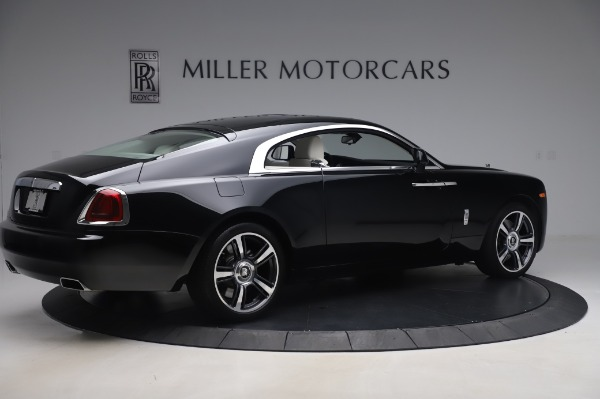 Used 2014 Rolls-Royce Wraith Base for sale $168,900 at Maserati of Westport in Westport CT 06880 8