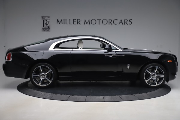 Used 2014 Rolls-Royce Wraith Base for sale $168,900 at Maserati of Westport in Westport CT 06880 9