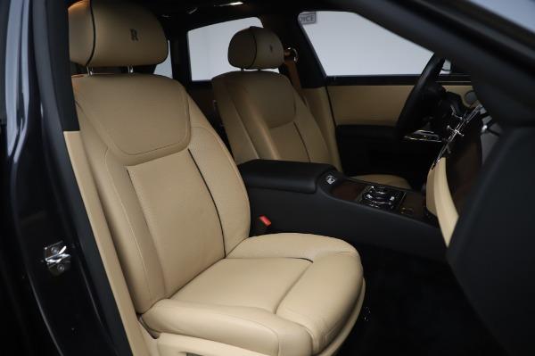 Used 2016 Rolls-Royce Ghost for sale $175,900 at Maserati of Westport in Westport CT 06880 14