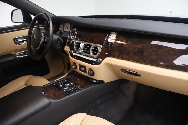Used 2016 Rolls-Royce Ghost for sale $175,900 at Maserati of Westport in Westport CT 06880 20