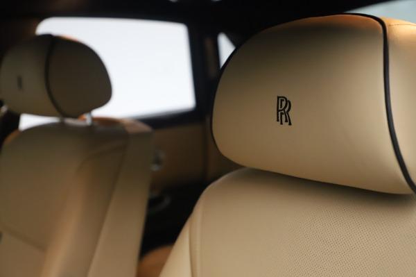 Used 2016 Rolls-Royce Ghost for sale $175,900 at Maserati of Westport in Westport CT 06880 21