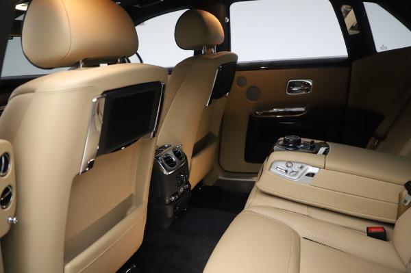 Used 2016 Rolls-Royce Ghost for sale $175,900 at Maserati of Westport in Westport CT 06880 22
