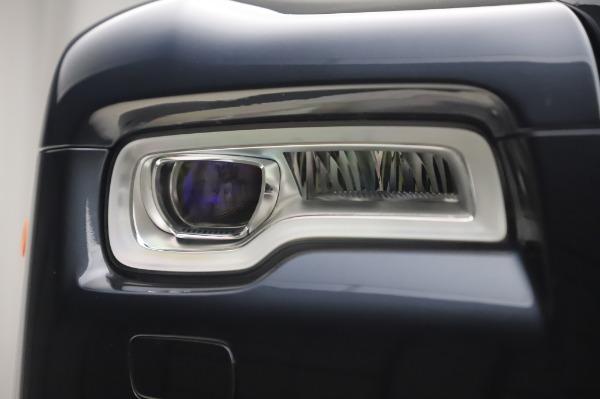 Used 2016 Rolls-Royce Ghost for sale $175,900 at Maserati of Westport in Westport CT 06880 28