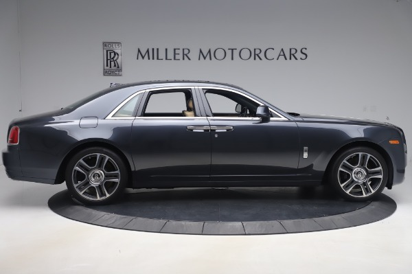 Used 2016 Rolls-Royce Ghost for sale $175,900 at Maserati of Westport in Westport CT 06880 9
