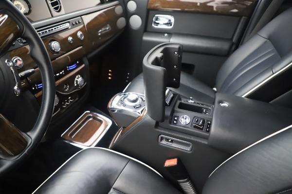 Used 2014 Rolls-Royce Phantom for sale $199,900 at Maserati of Westport in Westport CT 06880 22