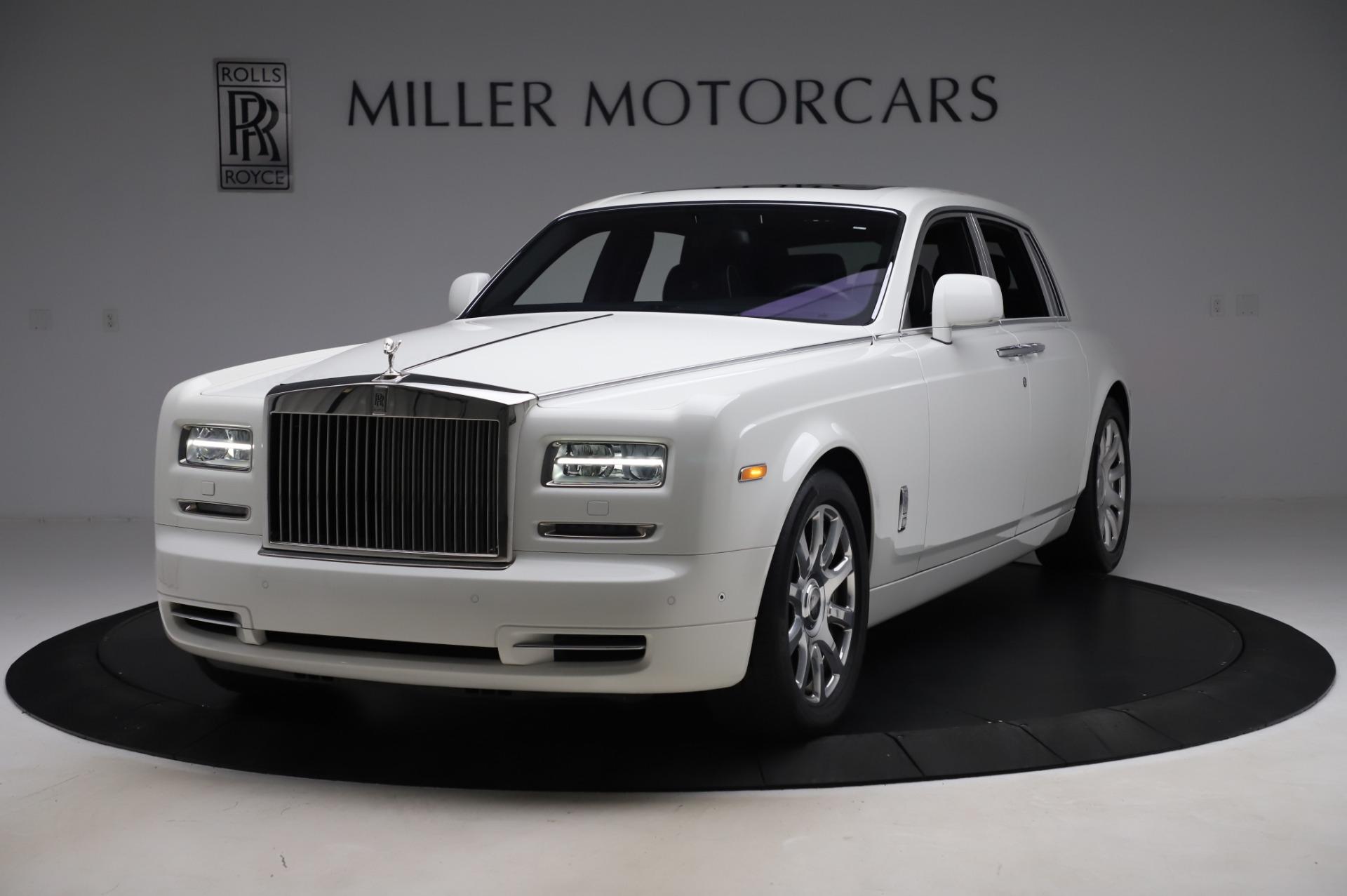 Used 2014 Rolls-Royce Phantom for sale $199,900 at Maserati of Westport in Westport CT 06880 1