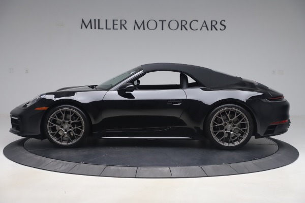 Used 2020 Porsche 911 Carrera 4S for sale $142,900 at Maserati of Westport in Westport CT 06880 13