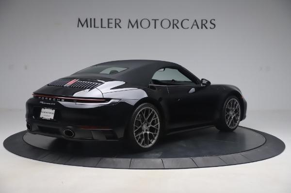 Used 2020 Porsche 911 Carrera 4S for sale Sold at Maserati of Westport in Westport CT 06880 15