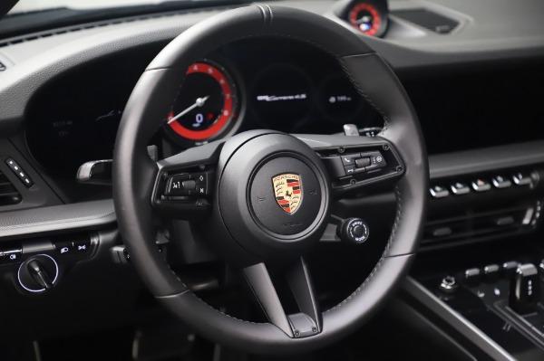 Used 2020 Porsche 911 Carrera 4S for sale Sold at Maserati of Westport in Westport CT 06880 20