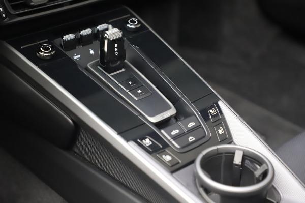 Used 2020 Porsche 911 Carrera 4S for sale Sold at Maserati of Westport in Westport CT 06880 26
