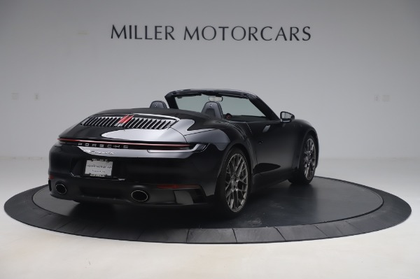 Used 2020 Porsche 911 Carrera 4S for sale $142,900 at Maserati of Westport in Westport CT 06880 7