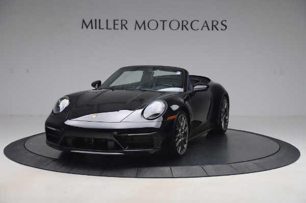 Used 2020 Porsche 911 Carrera 4S for sale $142,900 at Maserati of Westport in Westport CT 06880 1