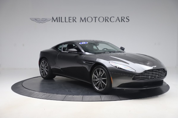 Used 2019 Aston Martin DB11 V8 Coupe for sale Sold at Maserati of Westport in Westport CT 06880 10