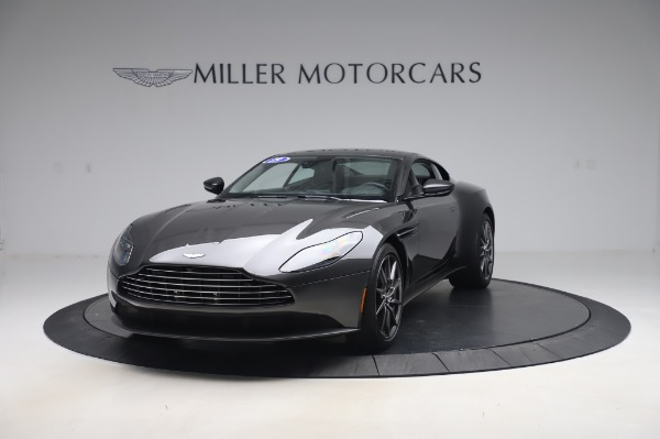 Used 2019 Aston Martin DB11 V8 Coupe for sale Sold at Maserati of Westport in Westport CT 06880 12