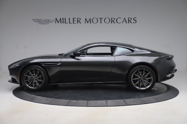 Used 2019 Aston Martin DB11 V8 Coupe for sale Sold at Maserati of Westport in Westport CT 06880 2