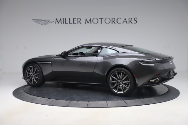 Used 2019 Aston Martin DB11 V8 Coupe for sale Sold at Maserati of Westport in Westport CT 06880 3