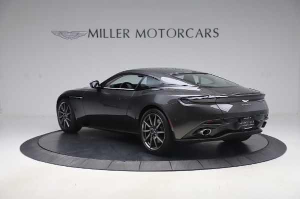 Used 2019 Aston Martin DB11 V8 Coupe for sale Sold at Maserati of Westport in Westport CT 06880 4