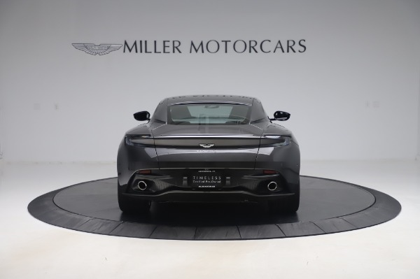 Used 2019 Aston Martin DB11 V8 Coupe for sale Sold at Maserati of Westport in Westport CT 06880 5