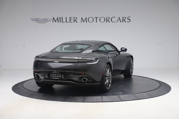Used 2019 Aston Martin DB11 V8 Coupe for sale Sold at Maserati of Westport in Westport CT 06880 6