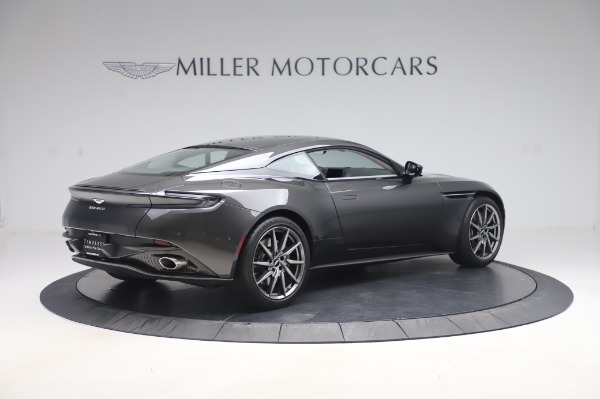 Used 2019 Aston Martin DB11 V8 Coupe for sale Sold at Maserati of Westport in Westport CT 06880 7