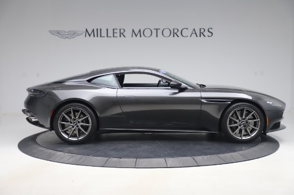 Used 2019 Aston Martin DB11 V8 Coupe for sale Sold at Maserati of Westport in Westport CT 06880 8