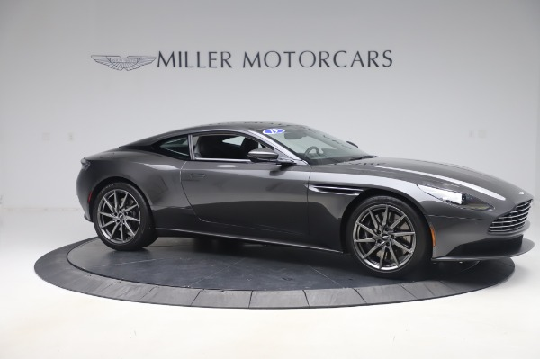 Used 2019 Aston Martin DB11 V8 Coupe for sale Sold at Maserati of Westport in Westport CT 06880 9