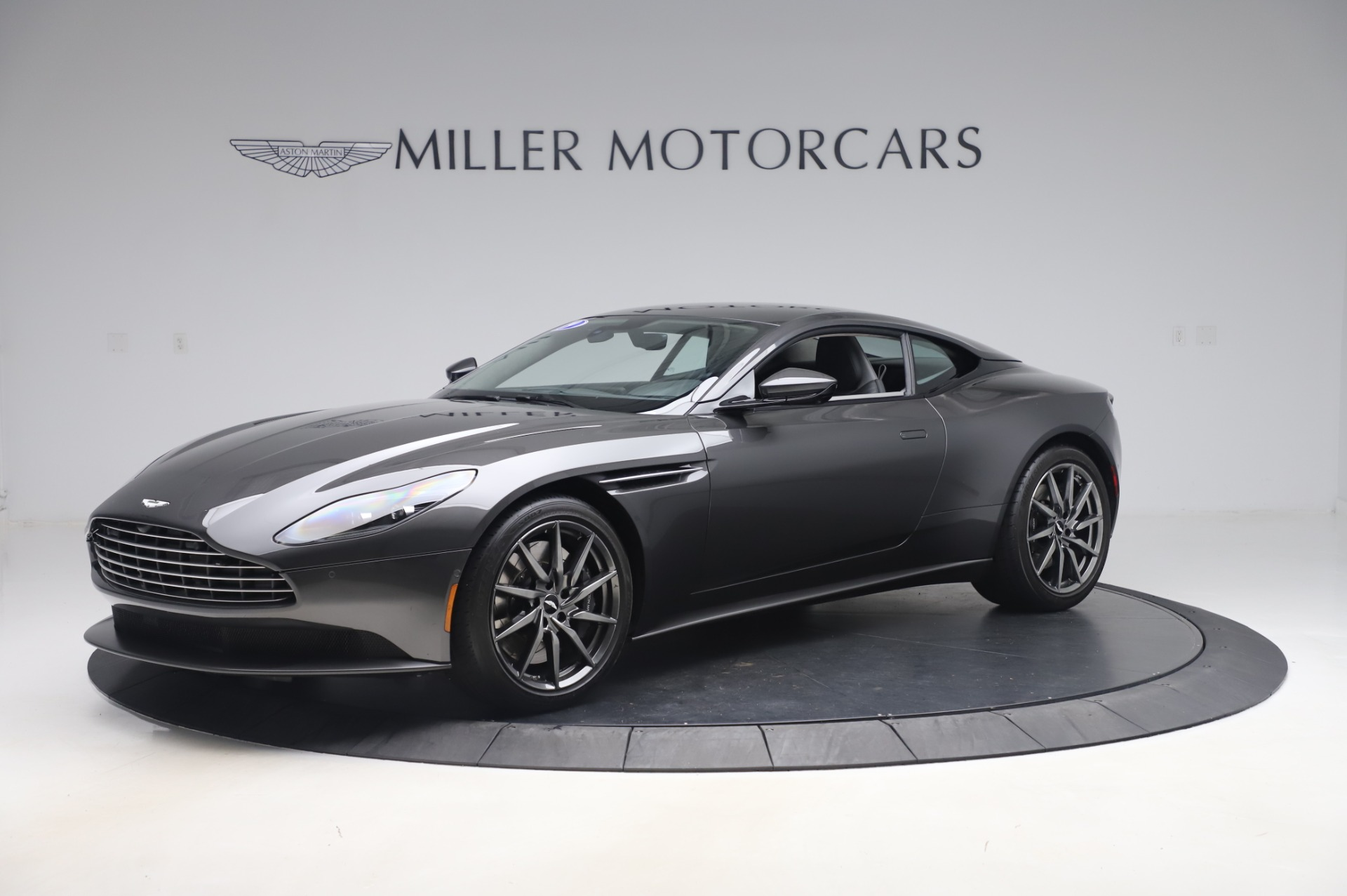 Used 2019 Aston Martin DB11 V8 Coupe for sale Sold at Maserati of Westport in Westport CT 06880 1