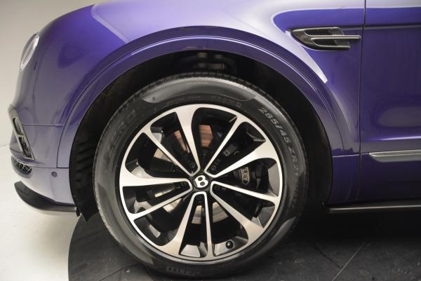 New 2017 Bentley Bentayga for sale Sold at Maserati of Westport in Westport CT 06880 20