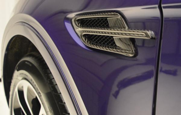 New 2017 Bentley Bentayga for sale Sold at Maserati of Westport in Westport CT 06880 22