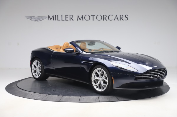 Used 2019 Aston Martin DB11 Volante Convertible for sale $198,900 at Maserati of Westport in Westport CT 06880 10