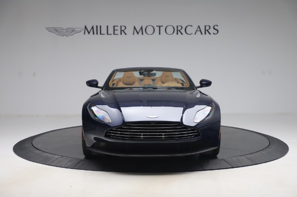 Used 2019 Aston Martin DB11 Volante Convertible for sale $219,900 at Maserati of Westport in Westport CT 06880 11