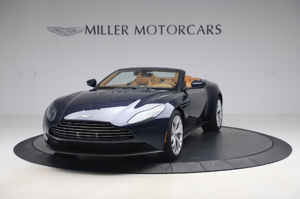 Used 2019 Aston Martin DB11 Volante Convertible for sale $198,900 at Maserati of Westport in Westport CT 06880 12