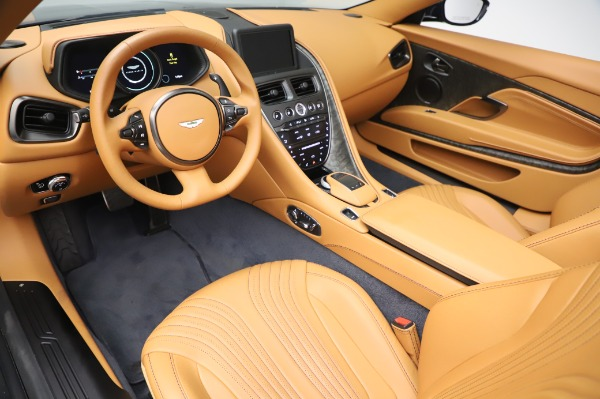 Used 2019 Aston Martin DB11 Volante Convertible for sale $198,900 at Maserati of Westport in Westport CT 06880 13