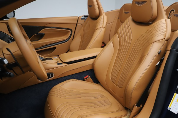 Used 2019 Aston Martin DB11 Volante Convertible for sale $198,900 at Maserati of Westport in Westport CT 06880 15