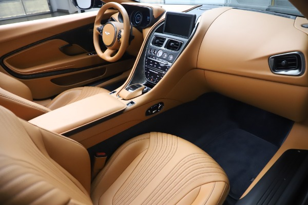 Used 2019 Aston Martin DB11 Volante Convertible for sale $198,900 at Maserati of Westport in Westport CT 06880 18
