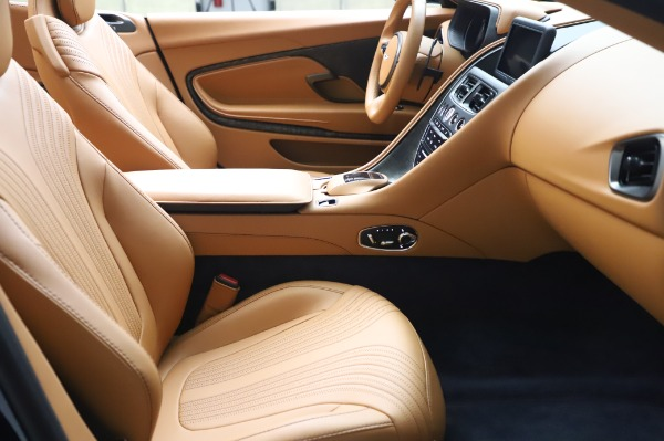 Used 2019 Aston Martin DB11 Volante Convertible for sale $198,900 at Maserati of Westport in Westport CT 06880 19