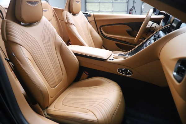 Used 2019 Aston Martin DB11 Volante Convertible for sale $198,900 at Maserati of Westport in Westport CT 06880 20