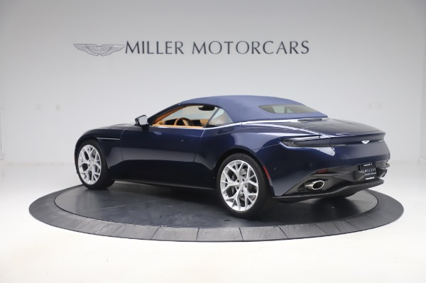 Used 2019 Aston Martin DB11 Volante Convertible for sale $198,900 at Maserati of Westport in Westport CT 06880 22