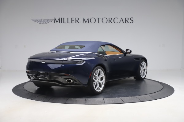 Used 2019 Aston Martin DB11 Volante Convertible for sale $198,900 at Maserati of Westport in Westport CT 06880 23