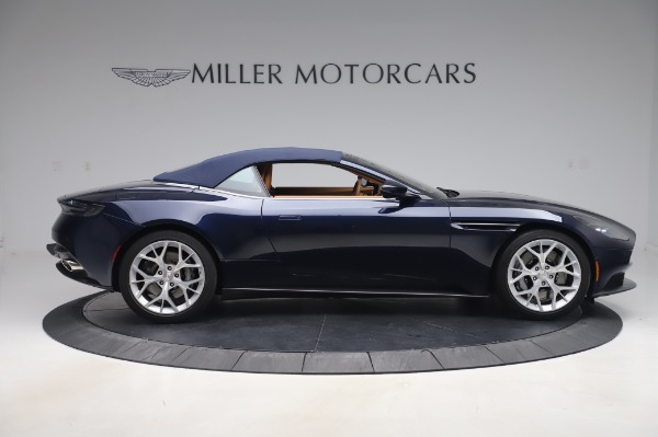 Used 2019 Aston Martin DB11 Volante Convertible for sale $198,900 at Maserati of Westport in Westport CT 06880 24