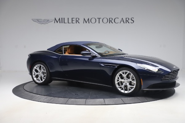 Used 2019 Aston Martin DB11 Volante Convertible for sale $198,900 at Maserati of Westport in Westport CT 06880 25